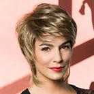 Photo perruque femme Chloé cheveux courts