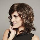 Photo perruque femme Danielle cheveux mi-longs