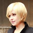 Photo perruque femme Holly cheveux mi-longs