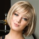 Photo perruque femme Jayde cheveux mi-longs