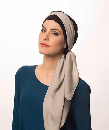 photo turban modele bali
